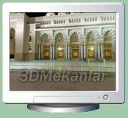 3d Makkah Screensaver